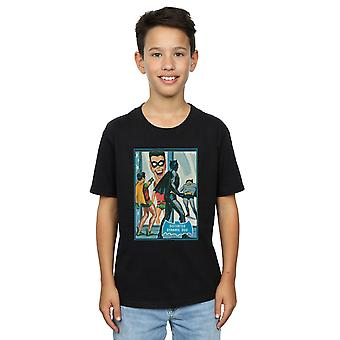 DC Comics Boys Batman TV Series Dynamic Duo T-Shirt