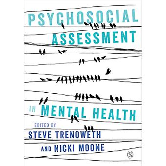 Psychosocial Assessment in Mental Health by Steve Trenoweth - Nicola