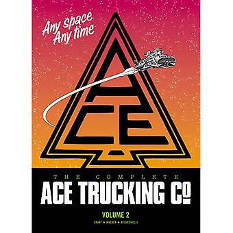 The Complete Ace Trucking - v. 2 by John Wagner - Alan Grant - Massimo