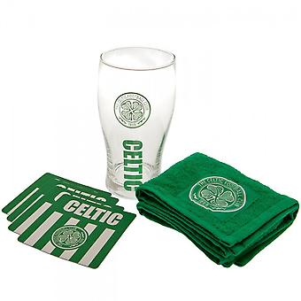 Celtic FC Official Mini Bar Set