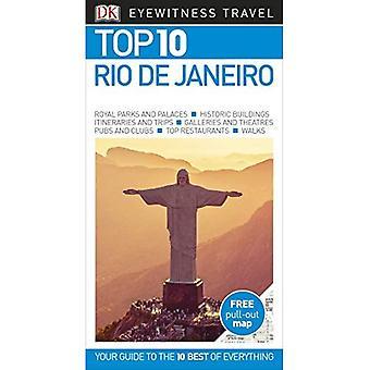 Top 10 Rio de Janeiro (DK� Eyewitness Travel Guide)