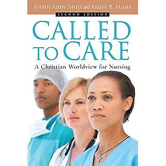 Chiamato alla cura: una visione del mondo di Christian per professione d'infermiera