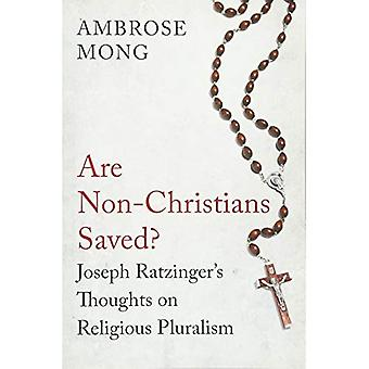Are Non-Christians Saved?: Joseph Ratzinger's Thoughts on Religious Pluralism