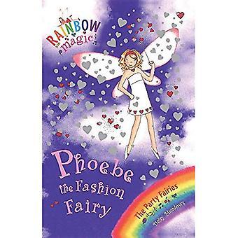 Phoebe the Fashion Fairy (Rainbow Magic)
