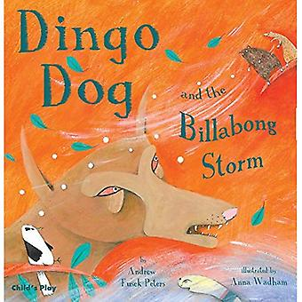 Dingo Dog and the Invisible Storm (Tales with a Twist)