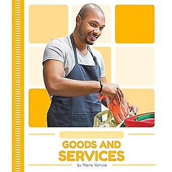 Goods and Services (Community Economics)