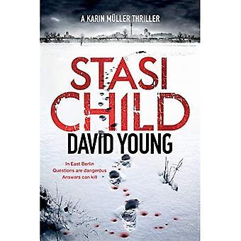 Stasi barn: En Karin Muller Thriller