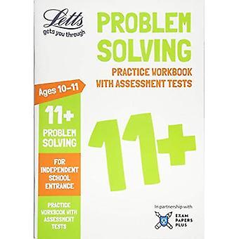 Letts gemensamma ingång framgång - Letts 11 + problemlösning - öva arbetsbok med bedömning tester: för oberoende skola hänrycker (Letts gemensamma ingång framgång)