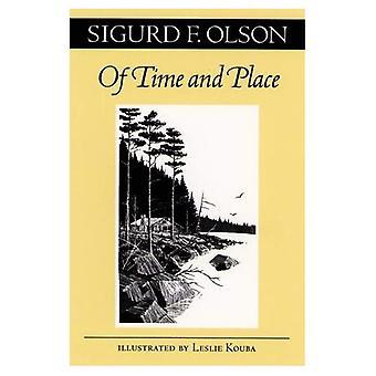 Von Zeit und Ort (Fesler-Lampert Minnesota Erbe Bücher)