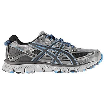 Asics Mens Gel Scram 3 Running Shoes Trail Lace Up Breathable Padded Ankle