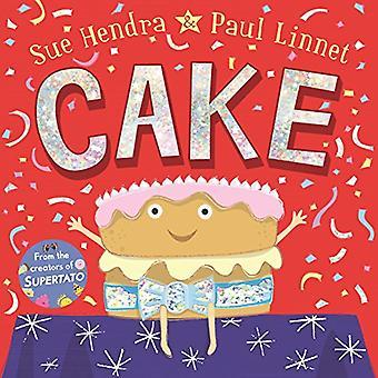 Cake by Sue Hendra - 9781509827435 Book