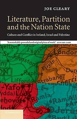 Literature Partition and the NationState by Cleary & Joe