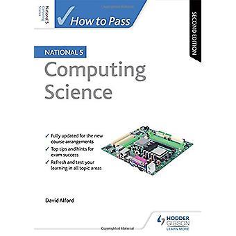 Jak przekazać National Science 5 Computing - drugie wydanie przez David Alf