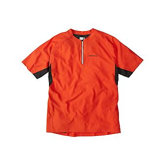 Madison Chilli Red 2015 Zenith Short Sleeved MTB Jersey
