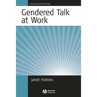Discurso de gênero no local de trabalho - construção de Thr de identidade de gênero