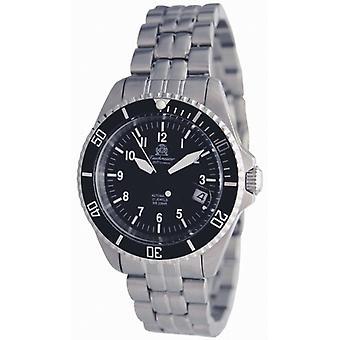 T0252 automatyczne nurek zegarek 200 m tauchmeister
