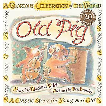 Old Pig by Ron Brooks - 9781760293895 Book