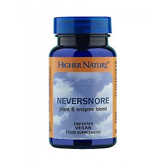 Higher Nature NeverSnore Vegetarian Tablets 30