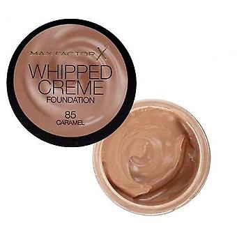 Max Factor Whipped Creme Foundation - 85 Caramel