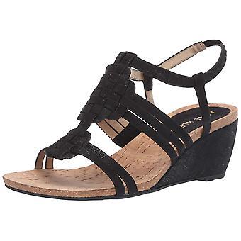 Anne Klein Women's Tilly Wedge Sandal