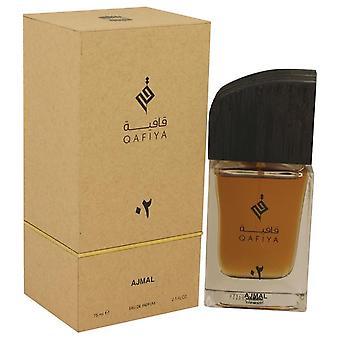 Qafiya 02 Eau De Parfum Spray By Ajmal 75 ml