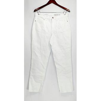Denim et Cie. Femmes-Apos;s Jeans Studio Classic Denim Blanc A304475