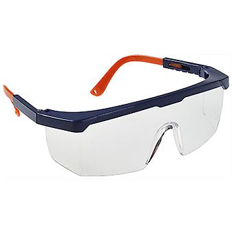 Portwest safety eye screen plus ps33