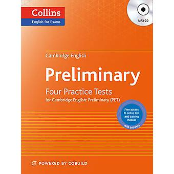 Practice Tests for Cambridge English Preliminary  Pet by Peter Travis