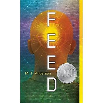 Feed by M T Anderson - 9780763662622 Book