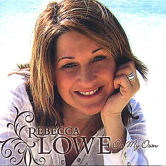 Rebecca Lowe - On My Own [CD] USA import