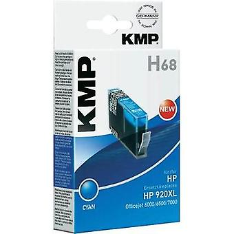 KMP replaced HP 920, 920XL Compatible Cyan H68 1718,0053