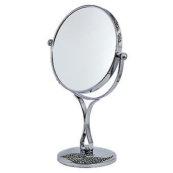 Luxury cosmetic mirror Leaf ACSC-4