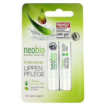 Neobio Balsamo Labial Tratante Duplo (Woman , Cosmetics , Facial , Eyes And Lips)