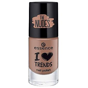 Essence I Love Trends The Nudes Nail Polish
