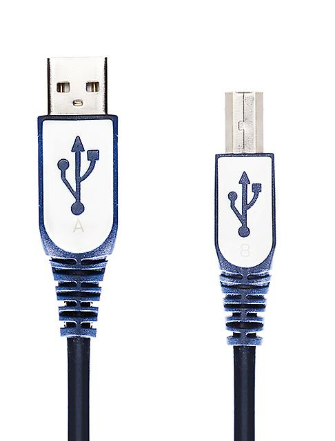 2.1 Metre USB 2.0 A to B Printer Cable Lead