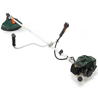 Webb WEBC43 43cc Petrol Brushcutter/Linetrimmer with Cowhorn Handle