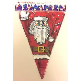 Happy Santa Christmas Bunting