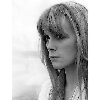 Sackgasse Francoise Dorleac 1966 Fotodruck