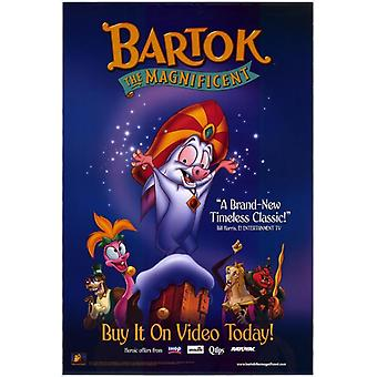 Bartok the Magnificent Movie Poster Print (27 x 40)