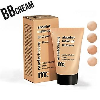 MC Marie Christine göra absolut upp BB cream
