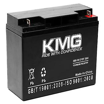 KMG 12V 18Ah Replacement Battery for UNIVERSAL BATTERY U12180 UB1218 UB12180 UB12220