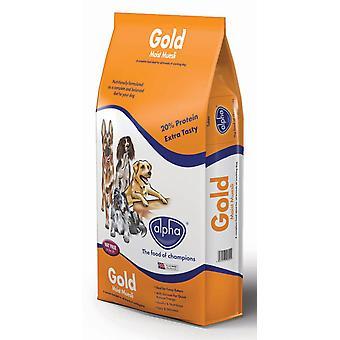 Alpha Gold fugtig mysli 15kg