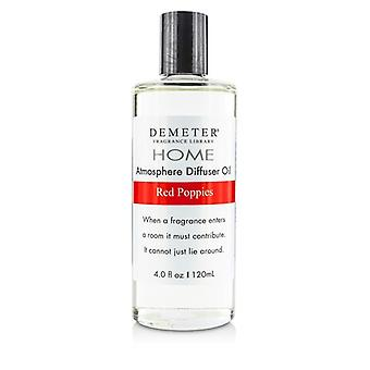 Demeter Atmosphere Diffuser Oil - Red Poppies 120ml/4oz