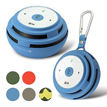 Celicious Blaster CBS01 Portable Compact Bluetooth Speaker & Handsfree - Blue