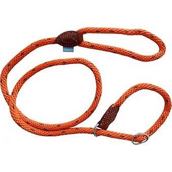 Hund & Co dyrere reb Slip bly Orange 8mm X48