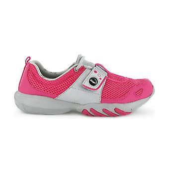 Glagla Girls Flash Kids Ventilated Trainers Shoes Textile Phylon Ladies Footwear