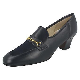 Ladies Nil Simile Narrow Fitting Heeled Shoes Escort