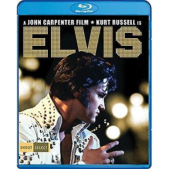 Elvis [Blu-ray] USA import