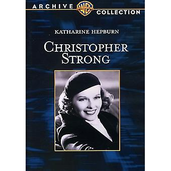 Importer des USA Christopher Strong [DVD]