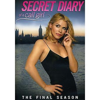 Hemmelige dagbog af en Call Girl: The sidste sæson [DVD] USA import